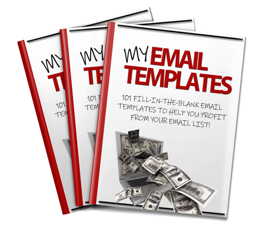 My Email Templates - pre-written email autoresponder message templates