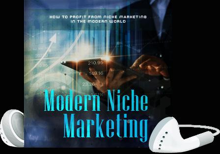 Modern Niche Marketing Sales Funnel with MRR Videos Voice-Over