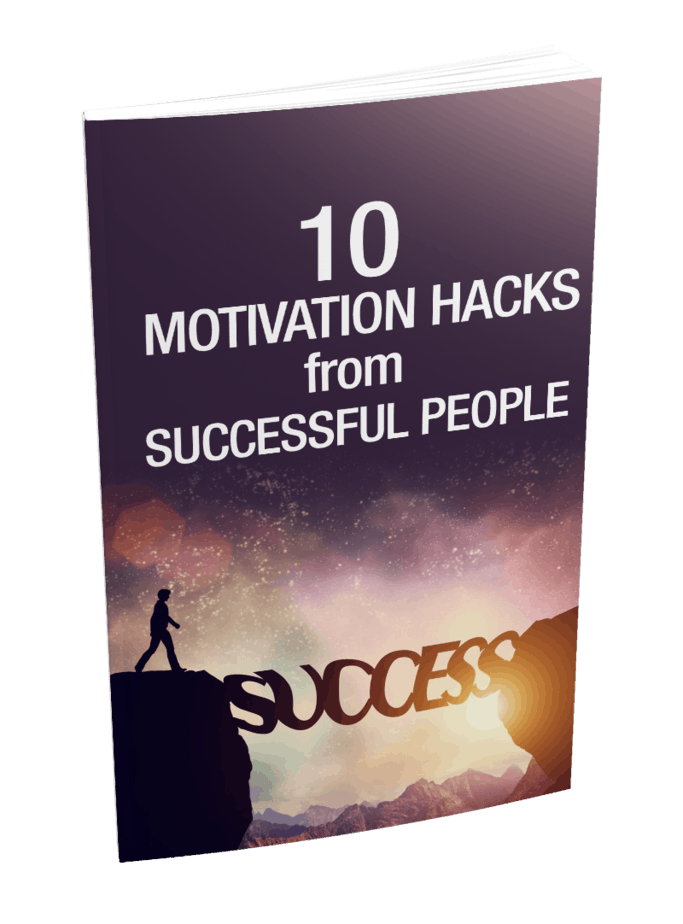 10 Motivation Hacks From Successful People