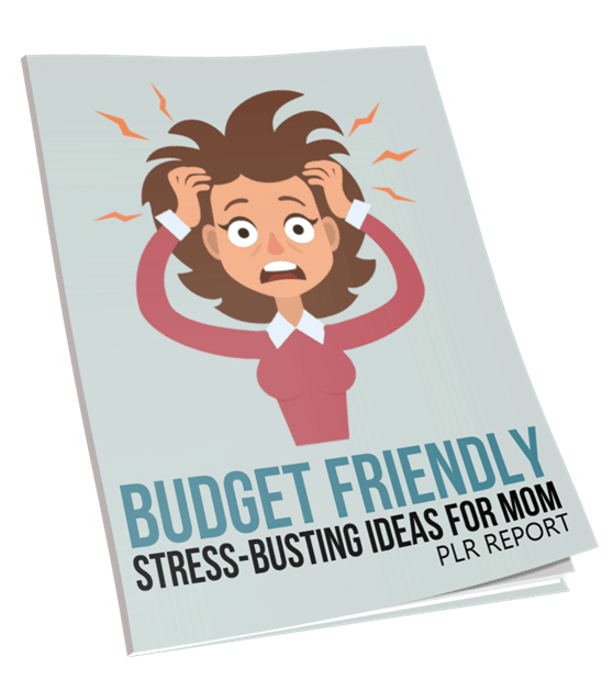 Budget Friendly Stress Busting Ideas for Mom Report