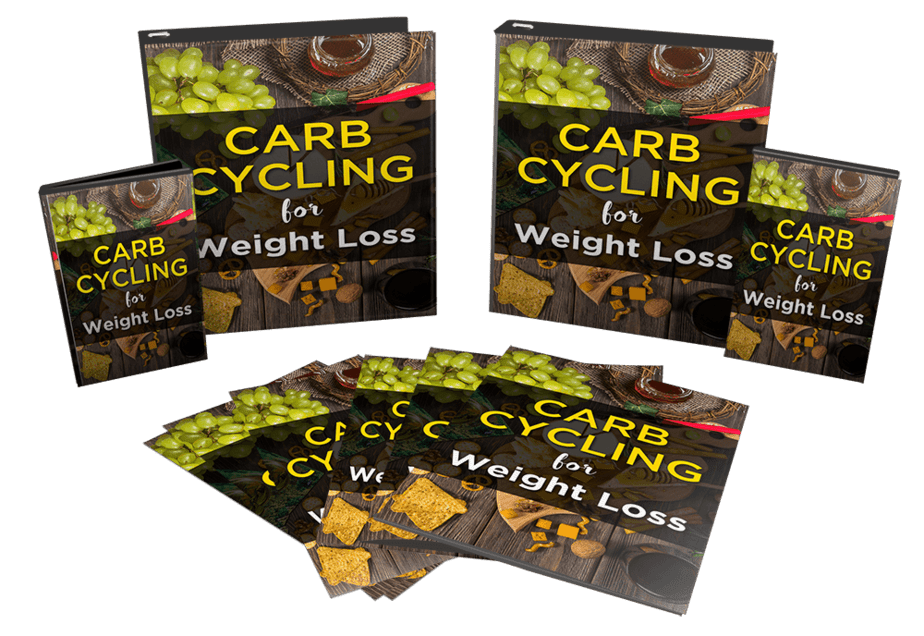 Carb Cycling Weight Loss Sales Funnel Bundle