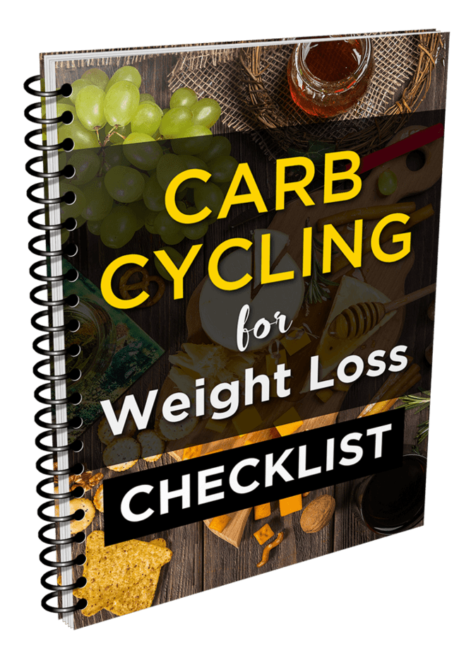 Carb Cycling Weight Loss Sales Funnel Cheack List