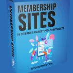 Internet Marketing Checklist Membership Sites