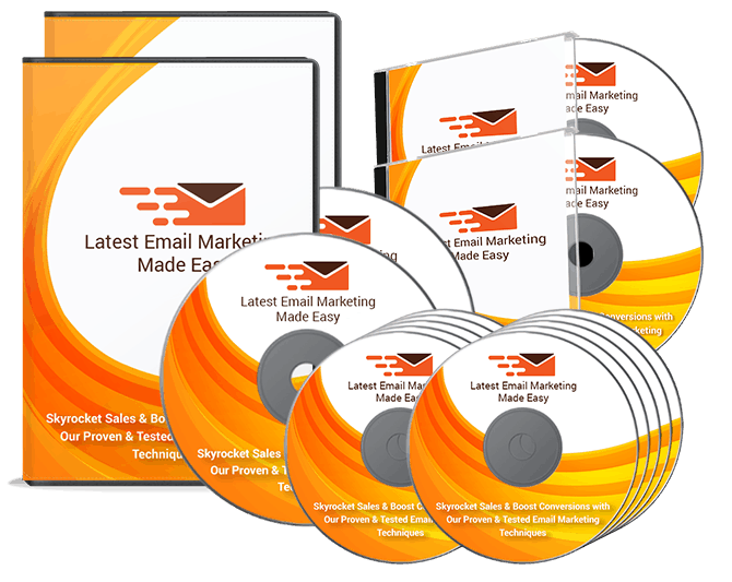 Latest Email Marketing Made Easy Upsell Package
