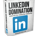 LinkedIn Domination Done For You Marketing Templates
