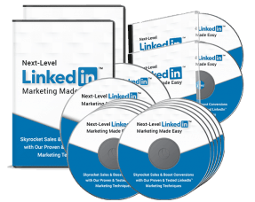 Next Level LinkedIn Marketing Upsell Package