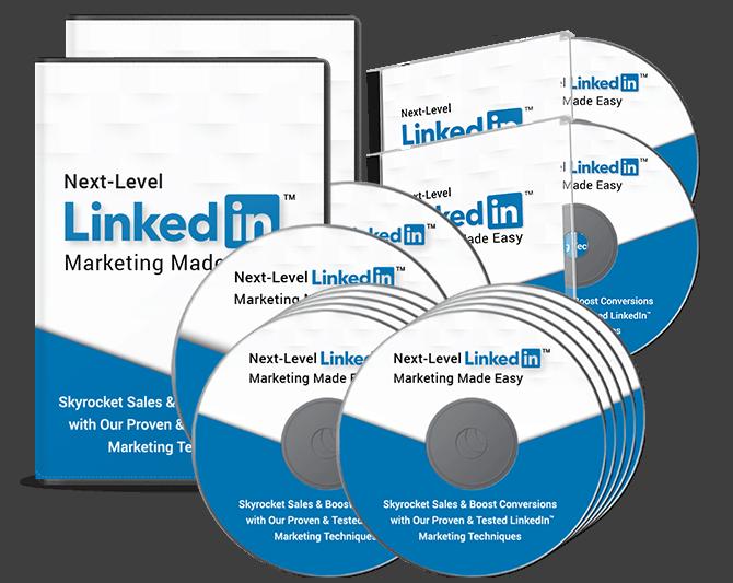 Next Level LinkedIn Marketing Upsell Package