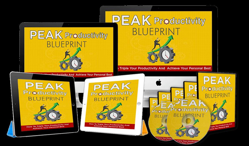 Peak Productivity Blueprint Upsell Bundle