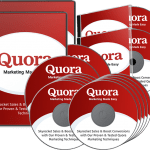 Quora Marketing Made Easy eBook and Video Training 2020  Personal Use