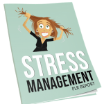 Stress Management PLR Report