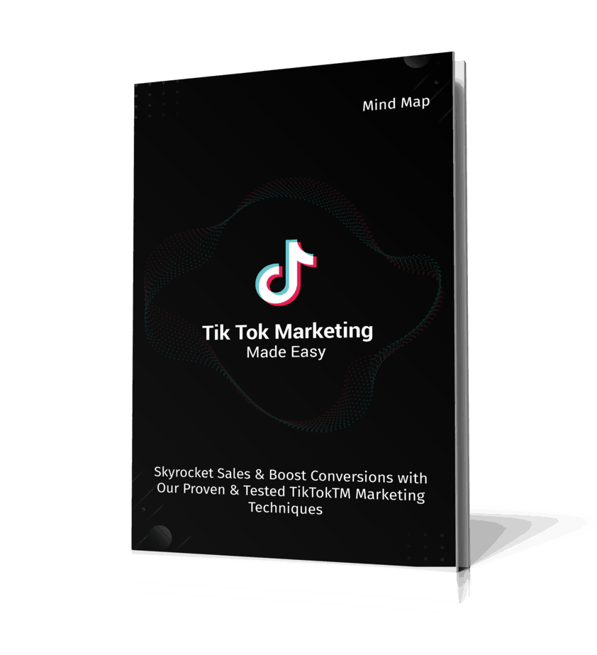 Tik Tok Marketing Made Easy Mind Map