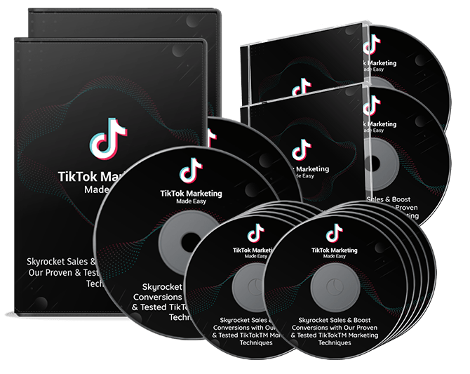 Tik Tok Marketing Made Easy Upsell Package
