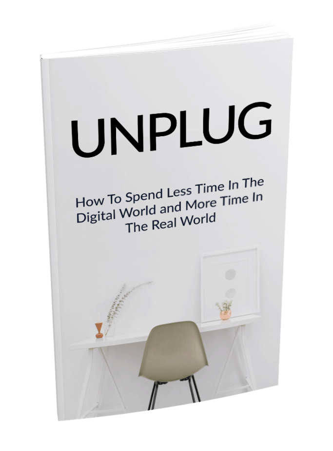 Unplug No Distractions Ebook