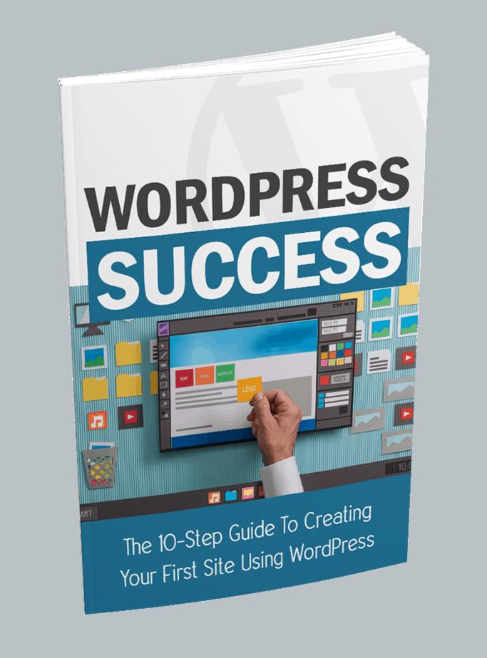 WordPress Success Ebook