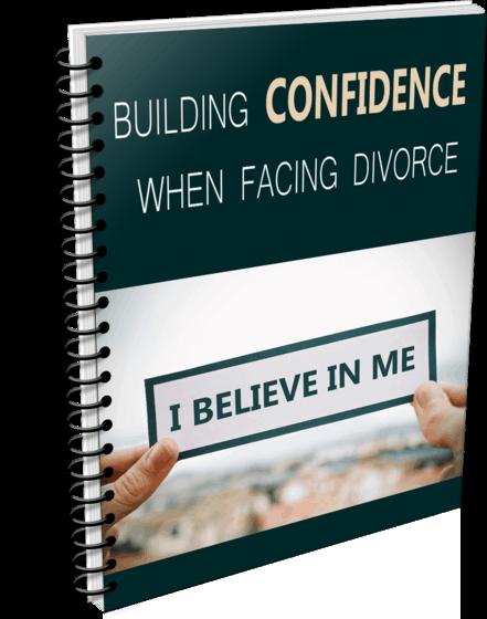 Building Confidence When Facing Divorce PLR Report