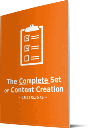 Contentivity 20 Premium Content Creation PLR Checklists