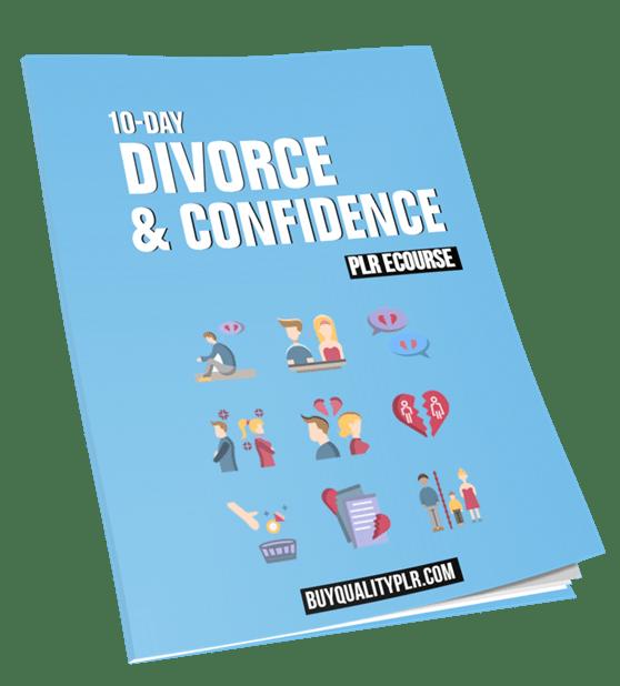 Divorce and Confidence PLR ECourse