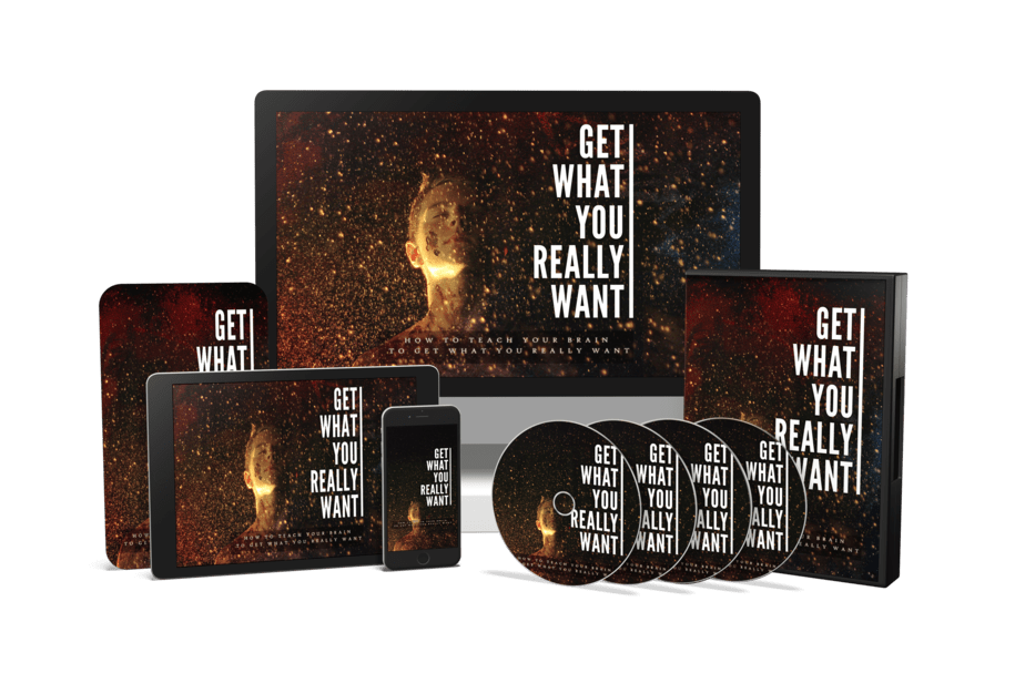 Get What You Really Want Bundle