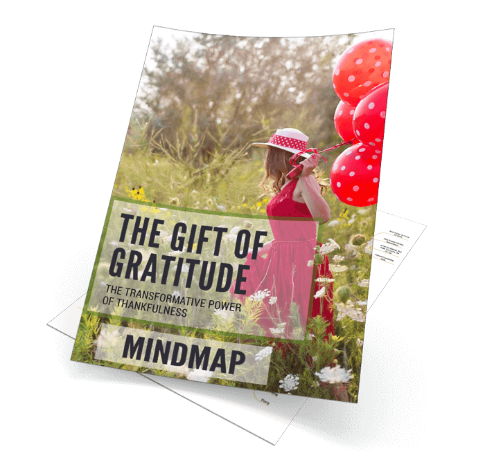 Gift Of Gratitude Mindmap