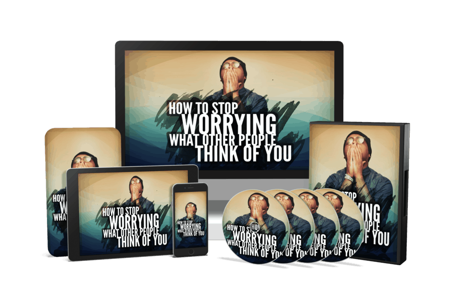 How to Stop Worrying What Other People Think of You Bundle