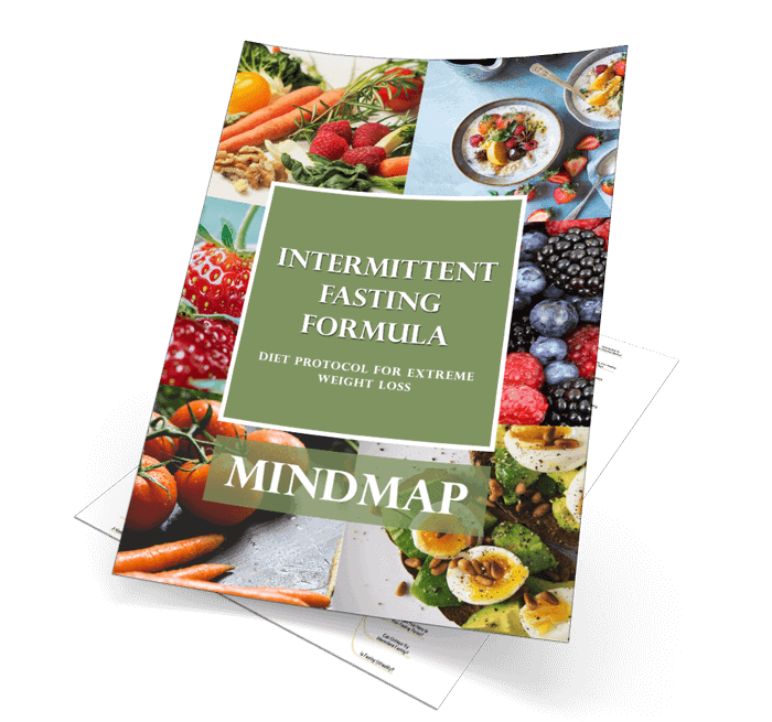 Intermittent Fasting Formula Mindmap