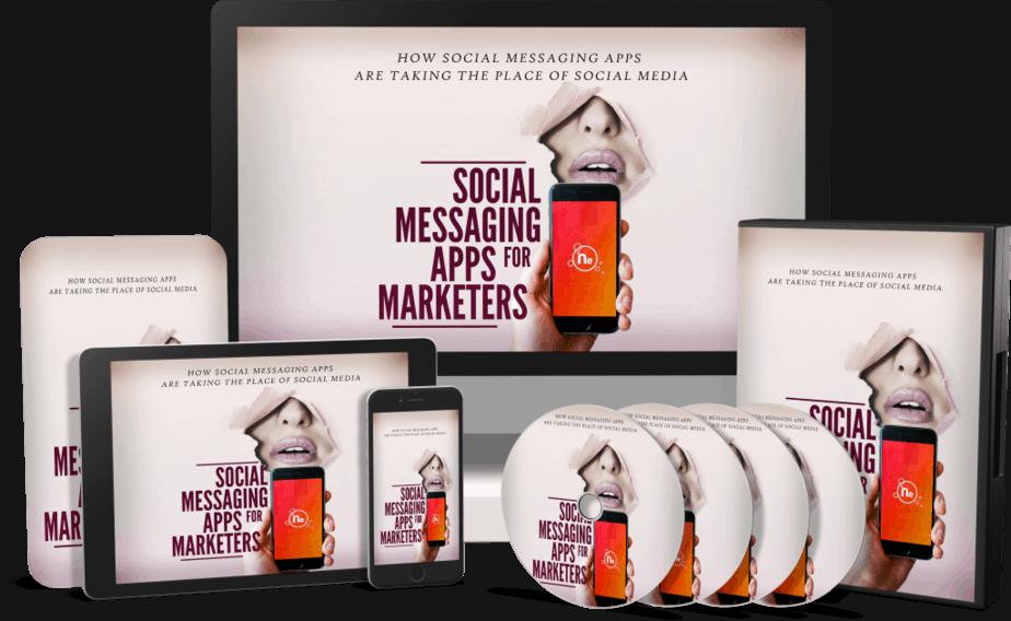 Social Messaging Apps For Marketers Bundle