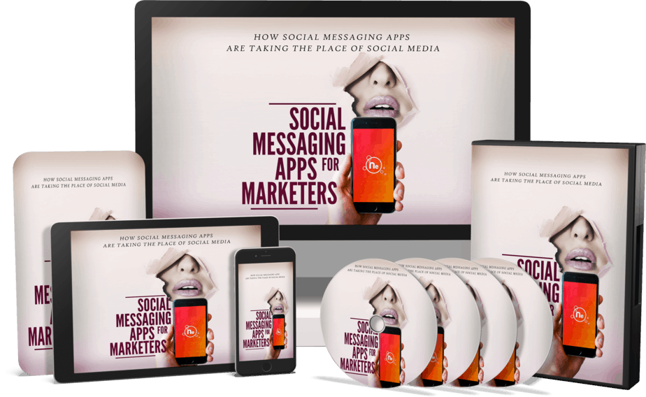 Social Messaging Apps For Marketers Bundle