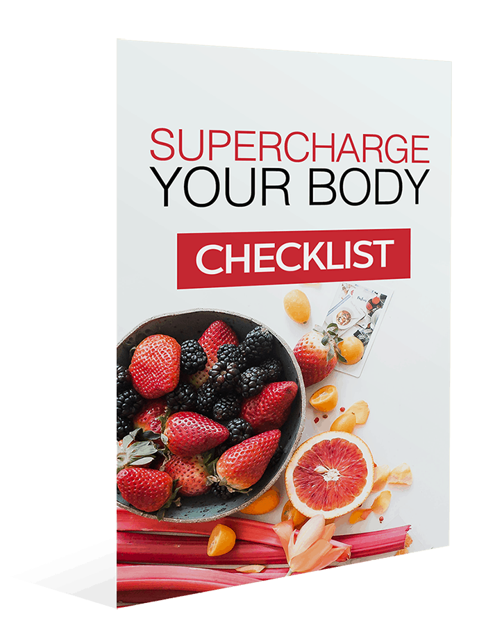 Supercharge Your Body Checklist