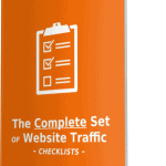 Traffictivity 20 Premium Website Traffic PLR Checklists