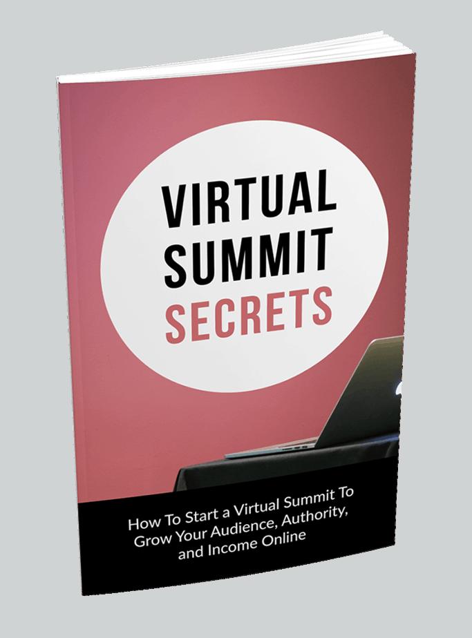 Virtual Summit Secrets Ebook