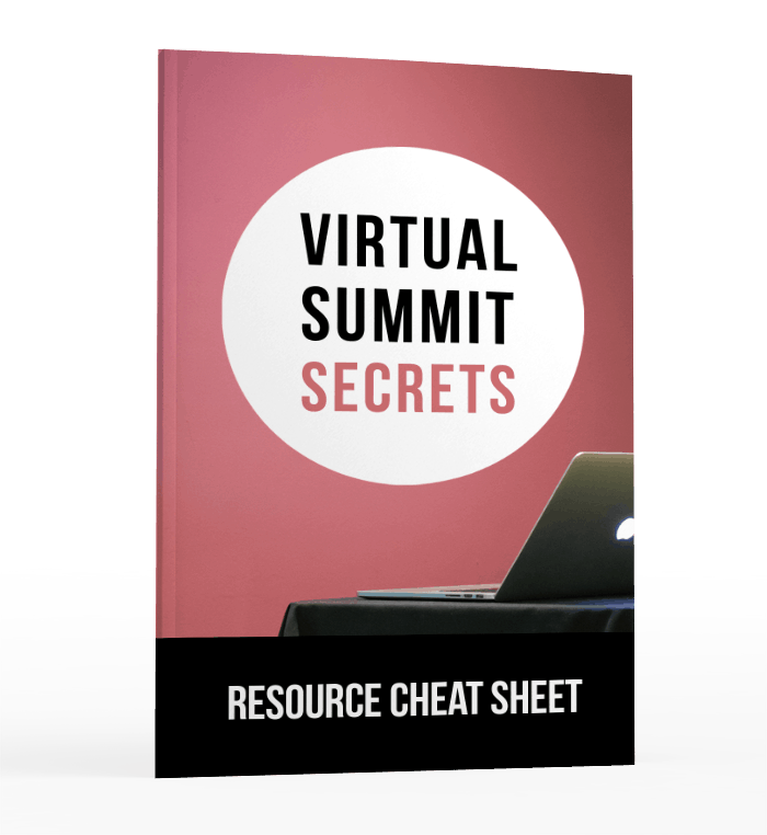 Virtual Summit Secrets Resource