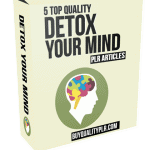5 Top Quality Detox Your Mind PLR Articles