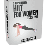 5 Top Quality HIIT For Women PLR Articles