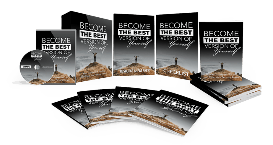 Become The Best Version of Yourself Bundle