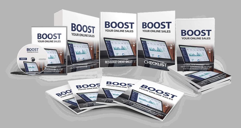 Boost Your Online Sales Bundle