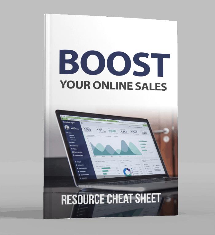 Boost Your Online Sales Resource medium