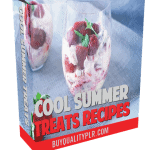 15 Cool Summer Treats PLR Recipes with Images