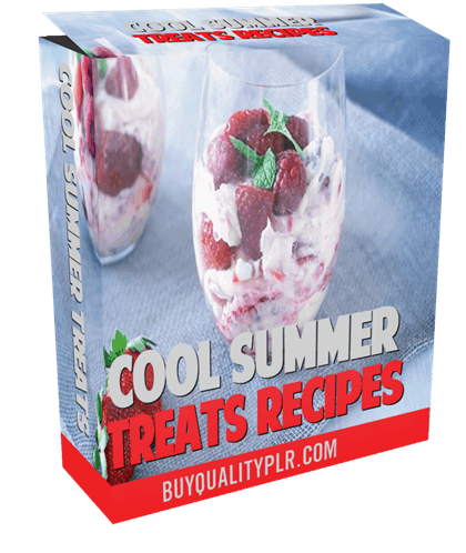 Cool Summer Treats Recipes with Images