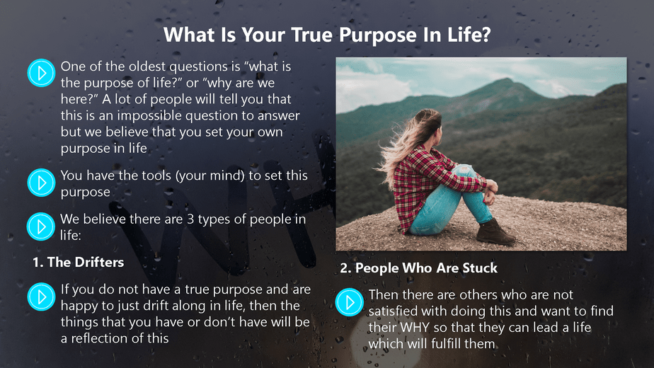 Find Your WHY To Get Unstuck Chapter 2