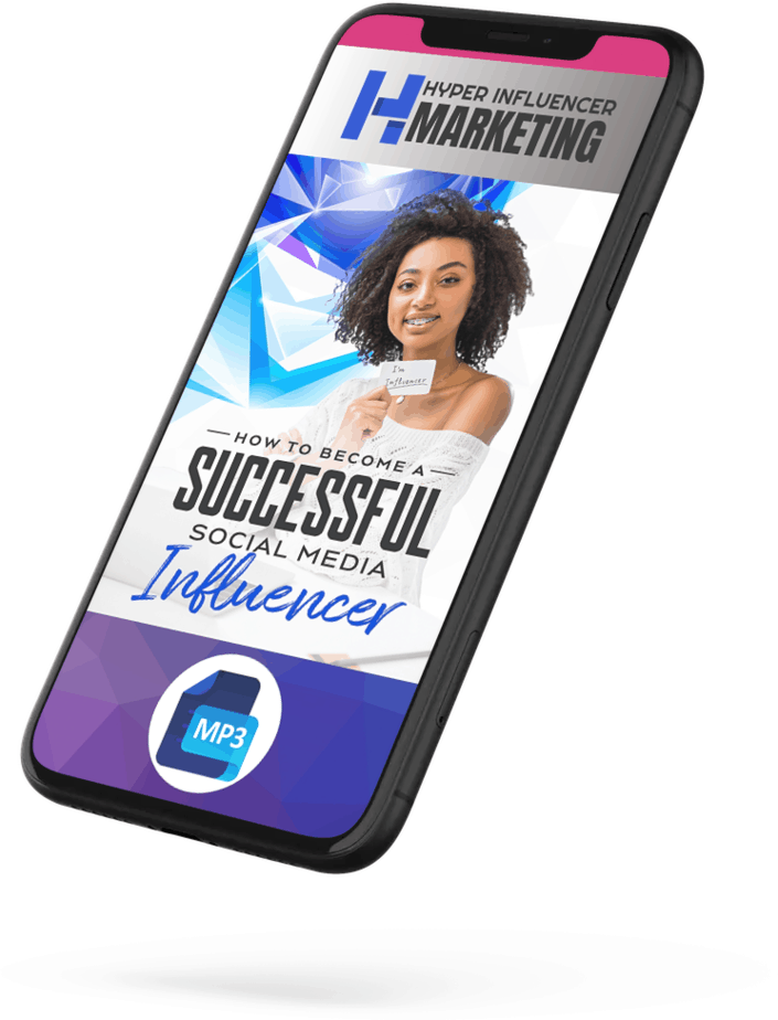 How To Become A Successful Social Media Influencer Audio