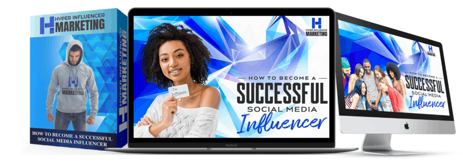 How To Become A Successful Social Media Influencer Bundle