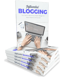 Influential Blogging Ebook