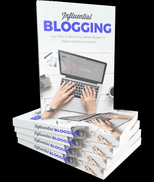 Influential Blogging Ebook