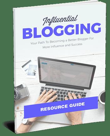 Influential Blogging Resources