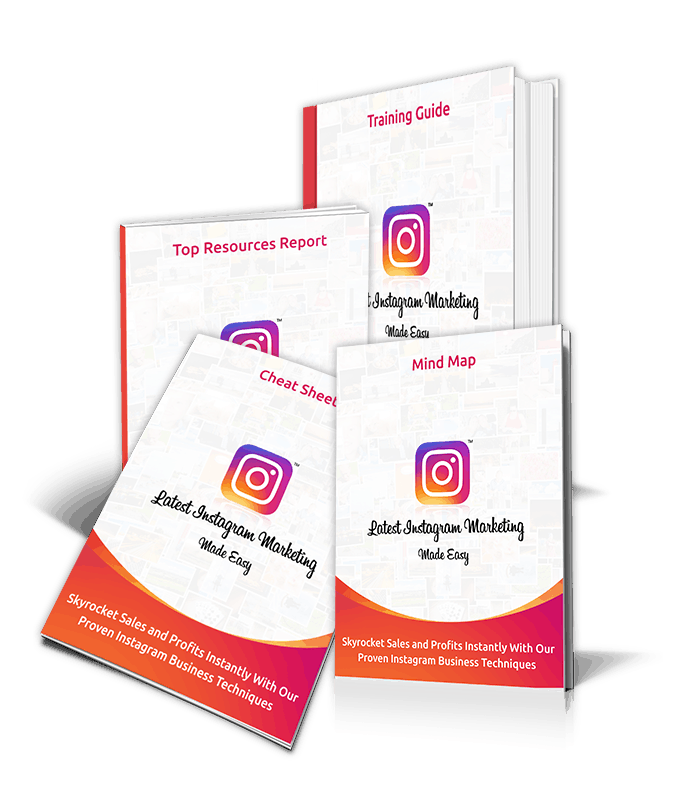 Latest Instagram Marketing Made Easy Front End Package