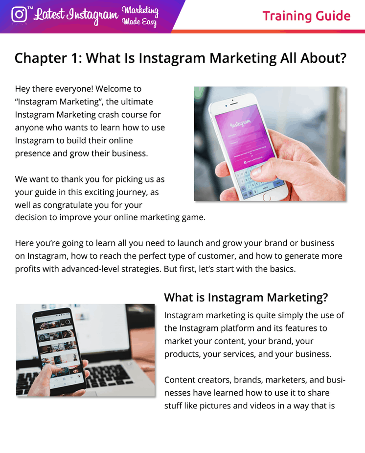 Latest Instagram Marketing Made Easy Insider Look