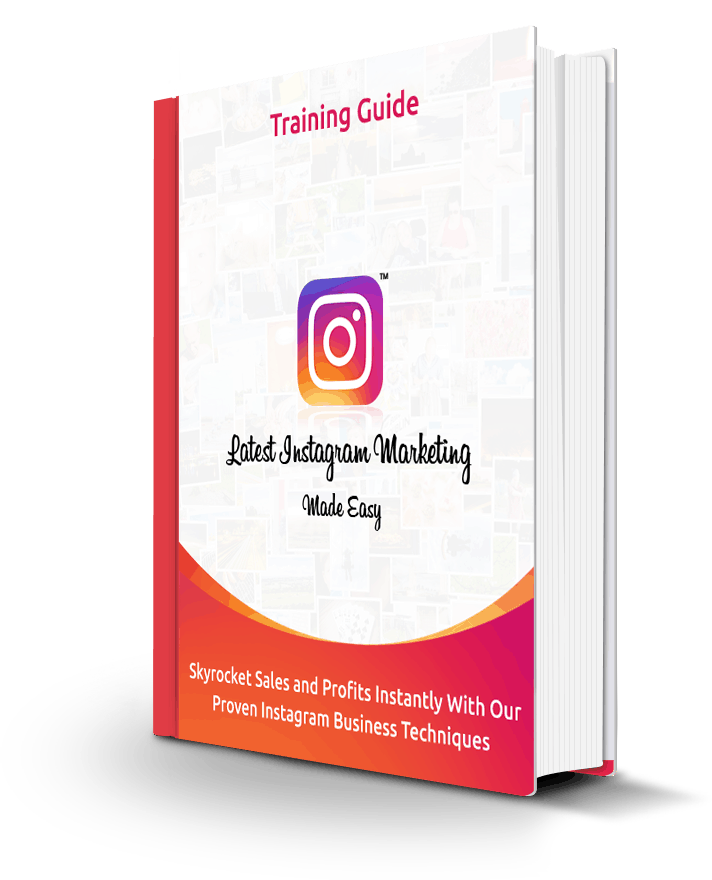 Latest Instagram Marketing Made Easy Training Guide