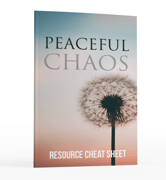 Peaceful Chaos Resource