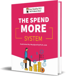 Spend More System Brandable PLR Coaching Course