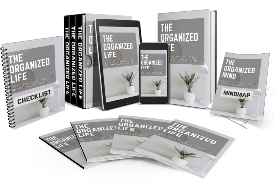 The Organized Life Bundle